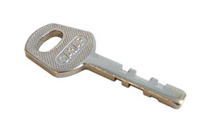 Типы ключей для замков